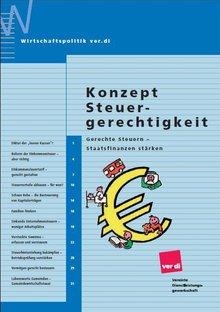 Titelblatt der Broschüre