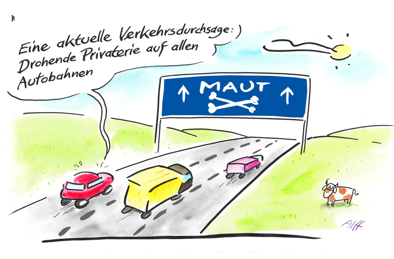 Autobahnmaut