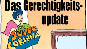 """Comic: """"Das Gerechtigkeits-Update"""""""